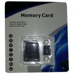 8GB Universal Flash Micro SDHC Memory Card and SD Card Adapter