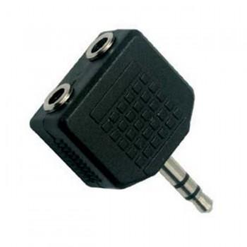 3.5mm to 2 x 3.5mm Headphone Splitter Adapter