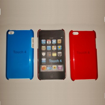 iPod Touch 4 Ultra Slim Hard Plastic Case